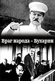 Vrag naroda - Bukharin Poster