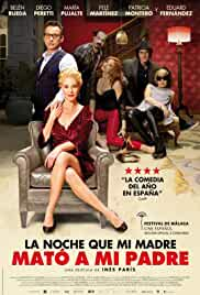 La Noche Que Mi Madre Mato a Mi Padre cartel de la película