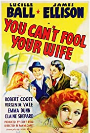 You Can't Fool Your Wife Poster