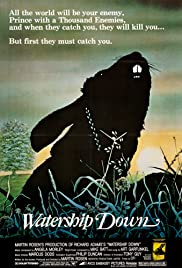 Watership Down (1978) Poster - Movie Forum, Cast, Reviews