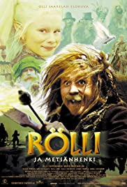 Rollo and the Woods Sprite Poster
