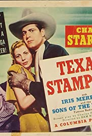 Texas Stampede Poster