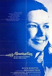 Resurrection(1980) Poster - Movie Forum, Cast, Reviews
