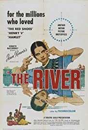 The River (1951) Poster - Movie Forum, Cast, Reviews