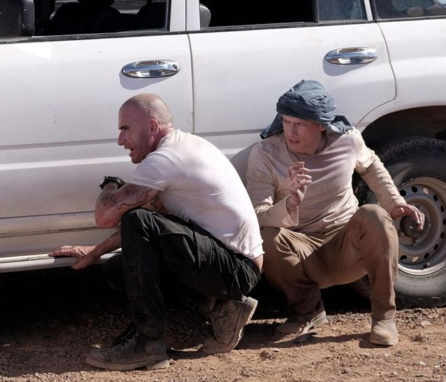 Preview Prison Break S05E06 Phaecia