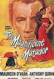 The Magnificent Matador Poster