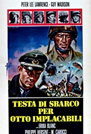 Testa di sbarco per otto implacabili(1968) Poster - Movie Forum, Cast, Reviews