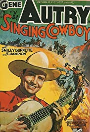 The Singing Cowboy Poster