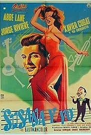 Susana y yo Poster
