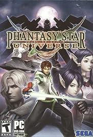 Phantasy Star Universe Poster