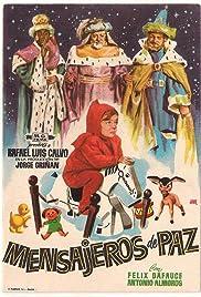 Mensajeros de paz Poster