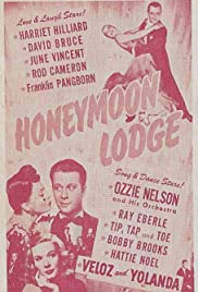 Honeymoon Lodge Poster