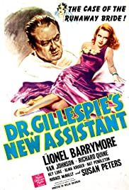 Dr. Gillespie's New Assistant (1942) Poster - Movie Forum, Cast, Reviews