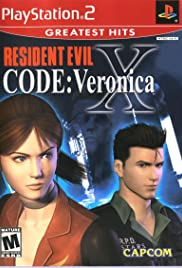 Resident Evil Code: Veronica X (2000) Poster - Movie Forum, Cast, Reviews