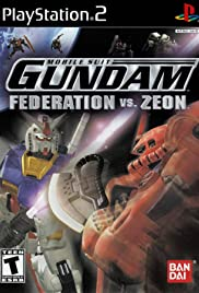 Mobile Suit Gundam: Federation vs. Zeon Poster