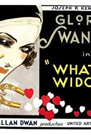 What a Widow! Poster