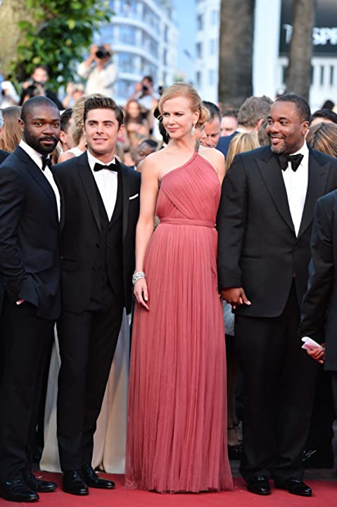 Nicole Kidman, Lee Daniels, David Oyelowo, and Zac Efron at an event for The Paperboy (2012)