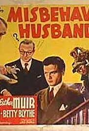 Misbehaving Husbands Poster