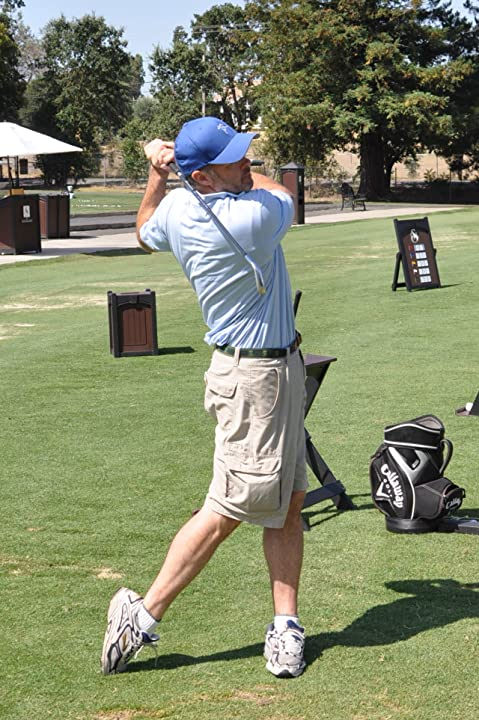 Geoff Callan is a 1 HDCP golfer and received a NCAA Div. I golf scholarship!