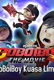 BoBoiBoy: The Movie(2016) Poster - Movie Forum, Cast, Reviews
