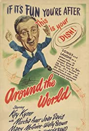 Around the World (1943) Poster - Movie Forum, Cast, Reviews