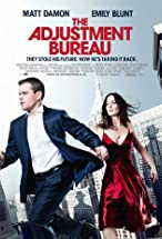 Primary image for The Adjustment Bureau