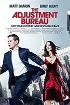 The Adjustment Bureau (2011) Poster