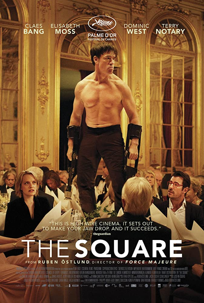 The Square 2017 1080p BRRip x264 AAC 5 1 - Hon3y