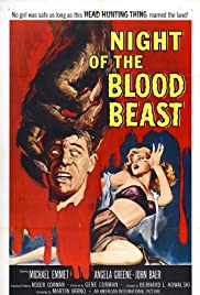 Night of the Blood Beast (1958) Poster - Movie Forum, Cast, Reviews