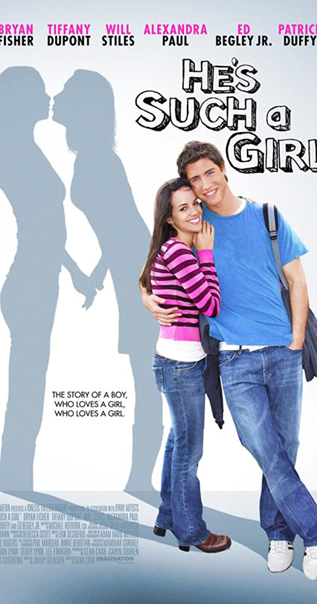 Such A Great Inspiration For Today Find More Positive: He's Such A Girl (2009)