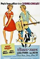 The Parent Trap (1961) Poster