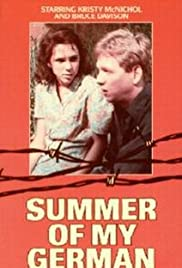 Summer of My German Soldier (1978) Poster - Movie Forum, Cast, Reviews