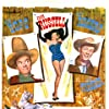 Jane Russell, Bob Hope, Roy Rogers, and Trigger in Son of Paleface (1952)