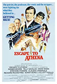 Escape to Athena(1979) Poster - Movie Forum, Cast, Reviews