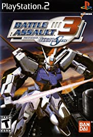 Battle Assault 3 Featuring Gundam Seed Poster