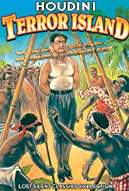 Terror Island Poster