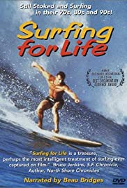 Surfing for Life Poster