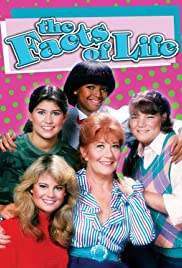 The Facts of Life Down Under Poster