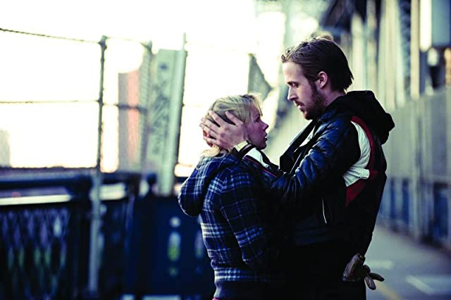 Ryan Gosling and Michelle Williams in Blue Valentine (2010)