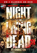 Night of the Living Dead 3D Re Animation(2012)