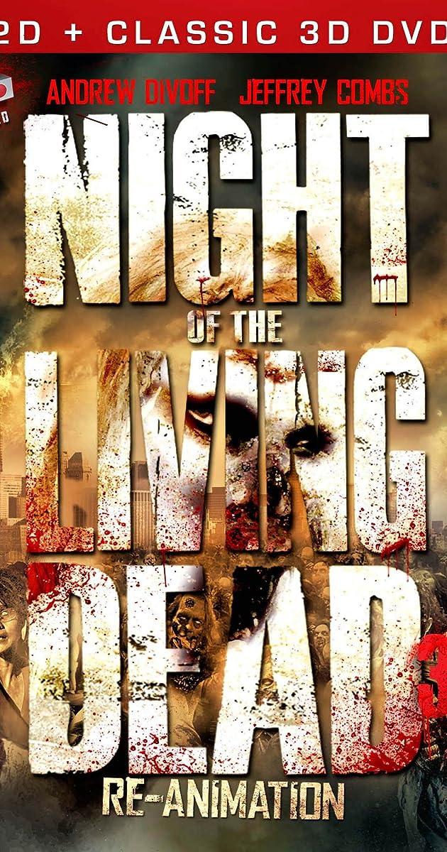 A noite dos mortos vivos: reanimação