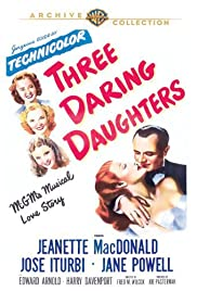 Three Daring Daughters Poster