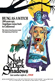 Night of Dark Shadows Poster