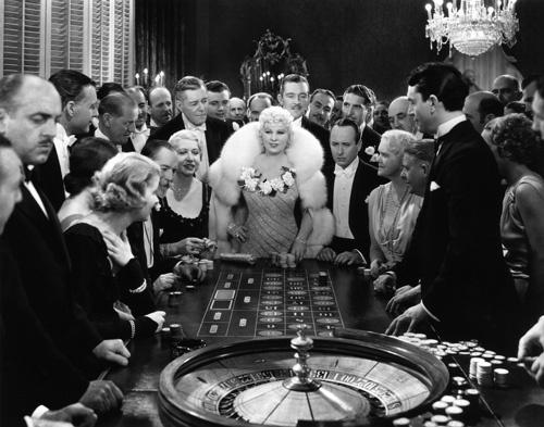 Mae West circa 1940