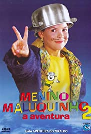 Menino Maluquinho 2: A Aventura Poster