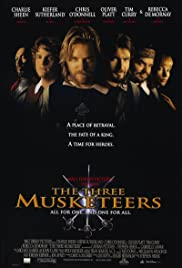 The Three Musketeers (1993) Poster - Movie Forum, Cast, Reviews
