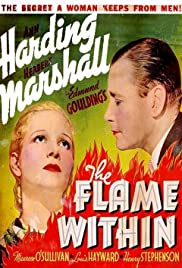 The Flame Within (1935) Poster - Movie Forum, Cast, Reviews