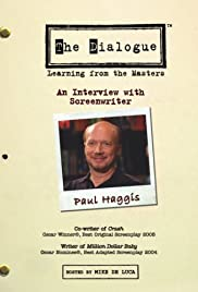 The Dialogue: An Interview with Screenwriter Paul Haggis Poster