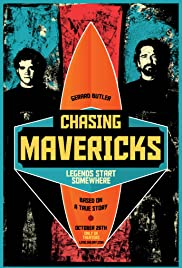 Chasing Mavericks (2012) Poster - Movie Forum, Cast, Reviews
