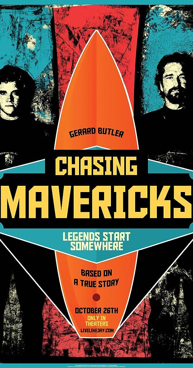Bangų medžiotojai / Chasing Mavericks (2012)